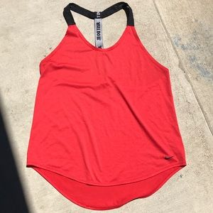 Nike Dri-Fit Just Do It tank, size medium